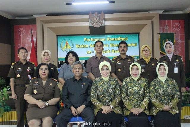 Pertemuan Konsultasi IAD se-Wilayah Banten
